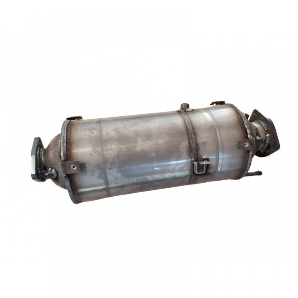 Mitsubishi Canter 3.0 Diesel Particulate Filter 2998cc 4P10 6C15 108 kw / 145 pk 1/1/2010 - 12/1/2013