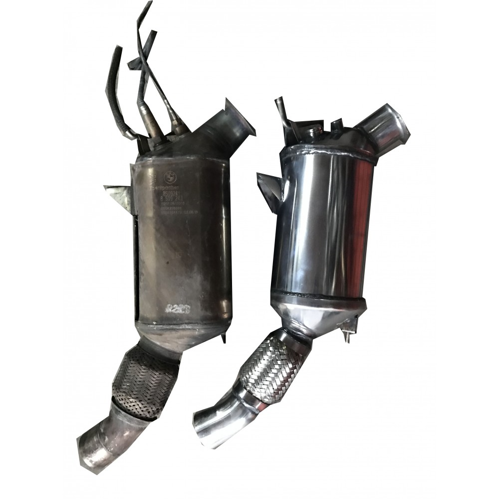 Bmw Diesel Particulate Filter and Catalytic Converter 18308514988