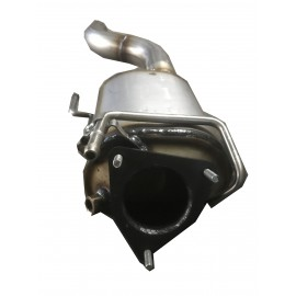 VW Touareg - 3.0TDi - Diesel Particulate Filter