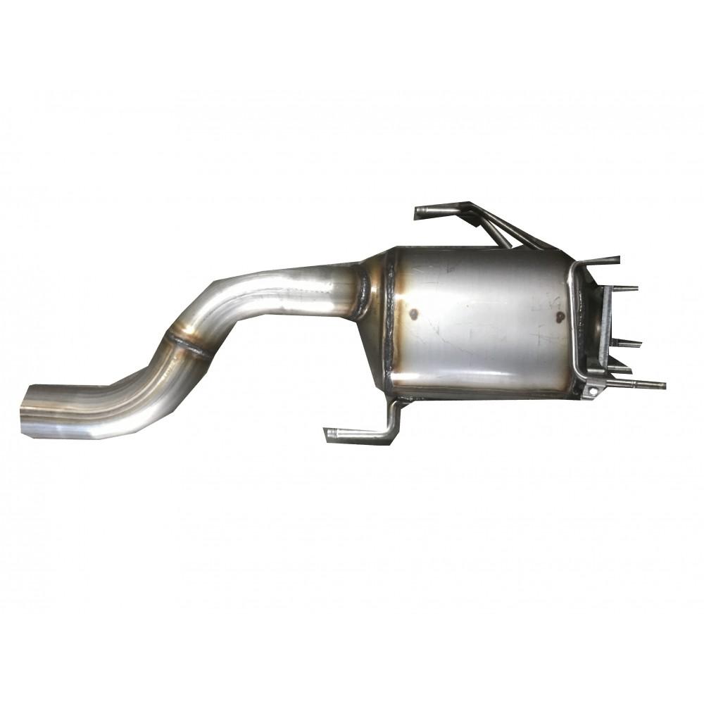 AUDİ Q7 - 3.0TDi Diesel Particulate Filter