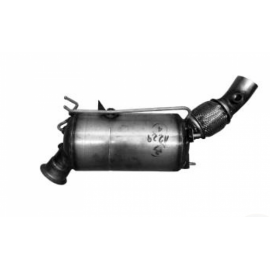 Bmw 118d 120d Diesel Particulate Filter Catalytic Converter