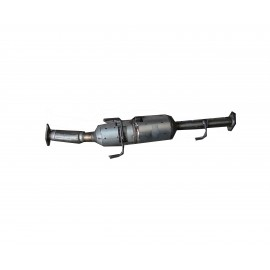 Nissan Juke 1.5dCi Diesel Particulate Filter and Catalytic Converter