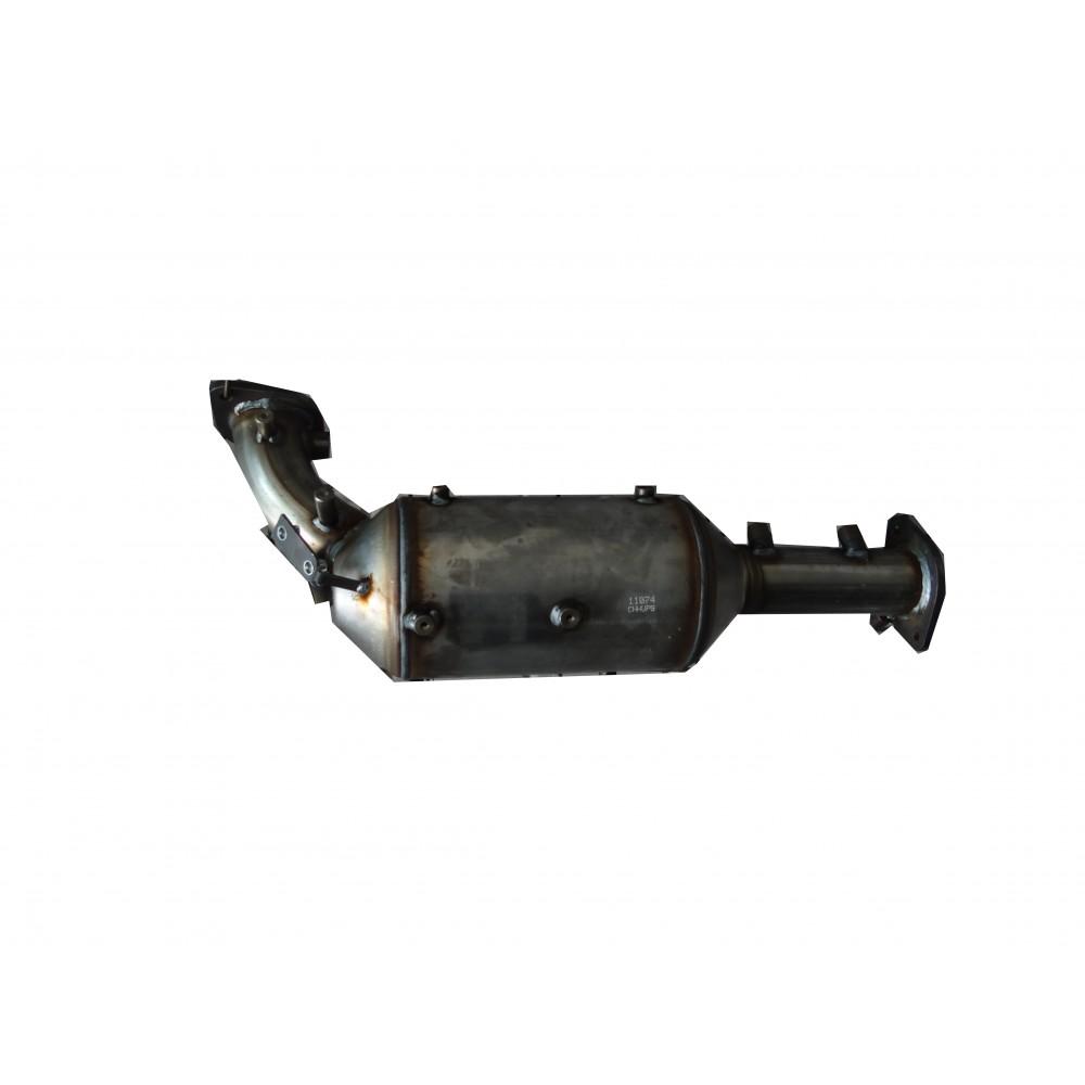 DPF Diesel Particulate Filter for D40 Navara 2.5L (YD25DDTi)