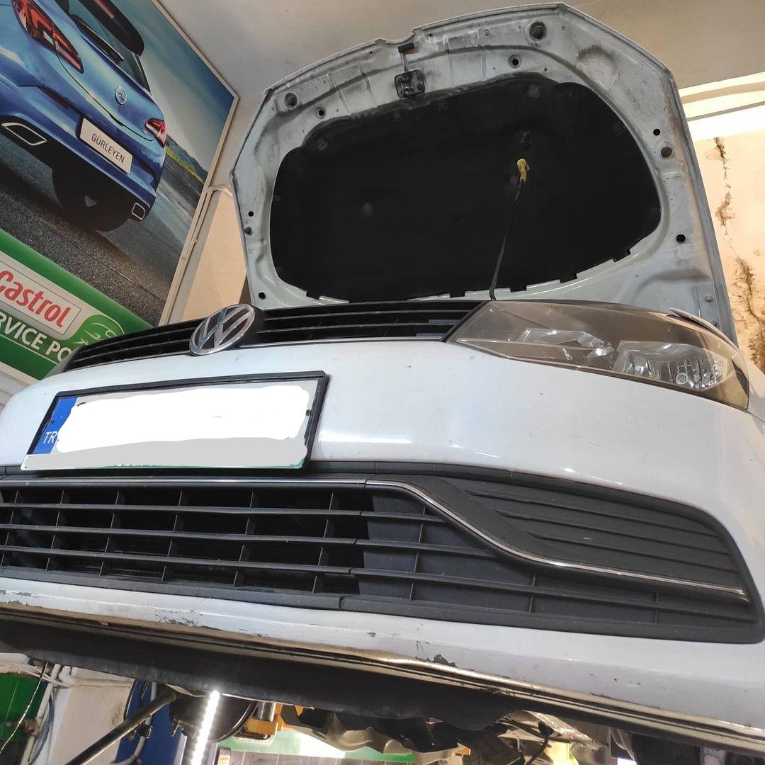 Volkswagen P2002 Arıza Kodu ve Onarımı | Maslak DPF